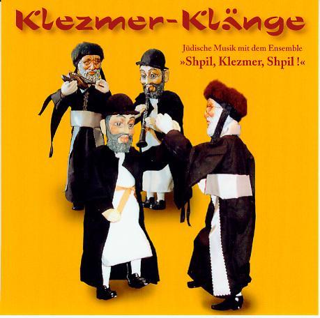 CD Klezmer-Klänge