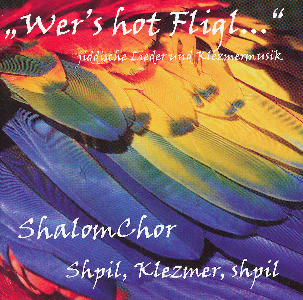 "CD ""Wer's hot Fligl..."""
